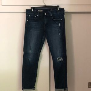 AG The Nolan Relaxed Slim Denim size 29